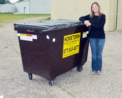 Hometown Sanitation Garbage Services In Windom Mn And